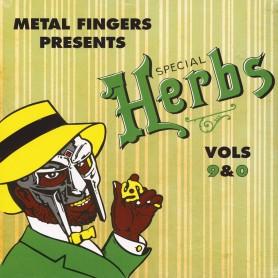 Special Herbs Vols 9&0 2LP