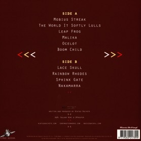 Tawk Tomahawk LP