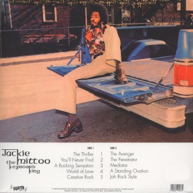 The Keyboard King LP