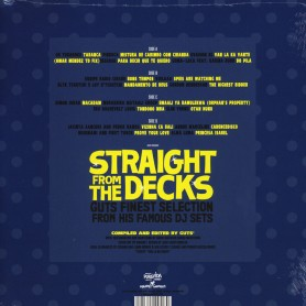 Straight From The Decks 2LP