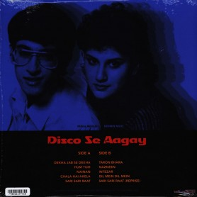 Disco Se Aagay LP