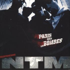 Paris Sous Les Bombes 2LP