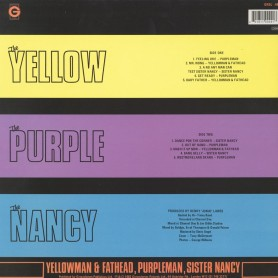 The Yellow, The Purple And...