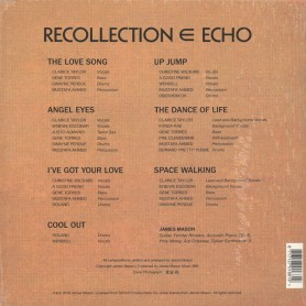 Recollection Echo LP