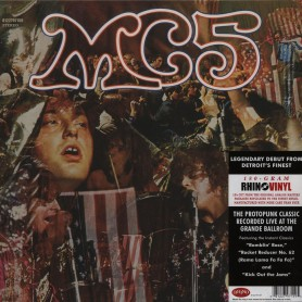 Kick Out The Jams LP
