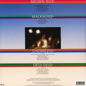 Brown Rice LP