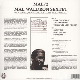 MAL/2 LP