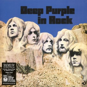Deep Purple In Rock LP