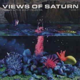 Views Of Saturn Vol.1 EP