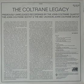 The Coltrane Legacy LP