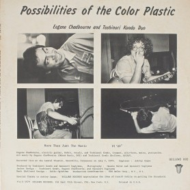 Possibilities Of The Color...