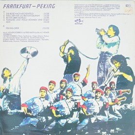 Frankfurt - Peking LP