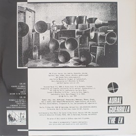 Aural Guerrilla LP