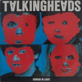 Remain In Light LP